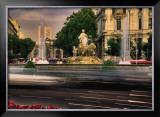 Madrid, Cibeles II Posters by Juan Manuel Cabezas