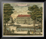 Scenes of the Hague I Prints by G. Van Der Giessen