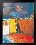Claire de Lune Prints by Marc Chagall