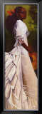 Woman in White I Posters by Boscoe Holder