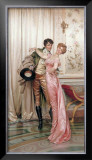 Embrace Posters by Joseph Frederic Charles Soulacroix