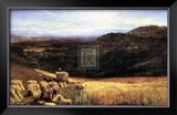 Harvest Time Prints by George Vicat Cole