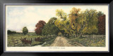 The Country Road Prints by C. Harry Eaton