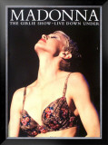 Madonna:The Girlie Show Live Photo
