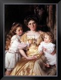 Mother's Love Print by Thomas B. Kennington
