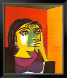 Dora Maar Poster by Pablo Picasso