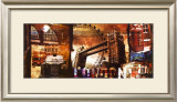 London Prints by Nelson Figueredo