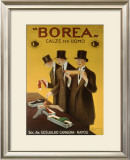 Borea Framed Giclee Print by Leonetto Cappiello