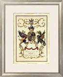 Crackled Lord Montague Prints by Jacobs Peerage