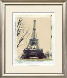 Eiffel View III Prints by Meghan McSweeney