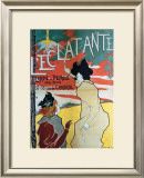 L'Eclatante Framed Giclee Print by Manuel Robbe