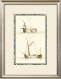 Ship Schematics I Poster