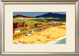 Aberdeen, Gateway to Royal Deeside Framed Giclee Print by Frank Sherwin
