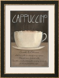 Cappuccino Print by Mandy Pritty