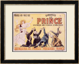 Prince Quinquina Framed Giclee Print by Marcellin Auzolle