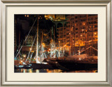 Monaco Classic Week Prints by Guido Cantini