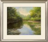 O'Bannon Summer Creek Art by Mary Jean Weber