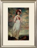 Pinkie, Sarah Barrett Moulton, 1794 Art by Thomas Lawrence