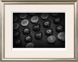 Numbers II Limited Edition Framed Print by  Lepain