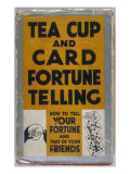 A Popular Handbook on Telling Fortunes with Tea Leaves or Cards Giclee Print