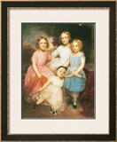 Adrian Baucker Holmes Children Prints by Charles Wesley Jarvis