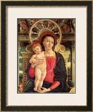 Le Retable de San Zeno (detail) Poster by Andrea Mantegna