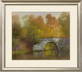 The Bridge Prints by Mary Jean Weber