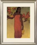 Healani, Hawaii Framed Giclee Print by John Kelly