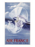 Air France - in Every Sky Giclee Print