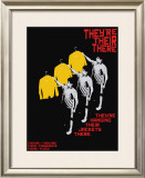 Grasping Grammar: They're There Their Poster by Christopher Rice