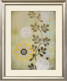 Citrus Blossom Print by Sally Bennett Baxley