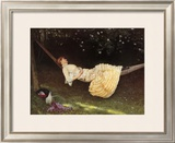 Hammock Prints by Edward Killingsworth Johnson