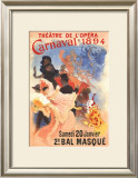 Carnivale Posters by Jules Chéret