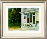 Seven A.M. Prints by Edward Hopper