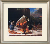 Luncheon Still Life Posters by John F. Francis