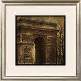 Arc de Triomphe Prints by John Golden