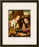 Adoration Prints by Hieronymus Bosch