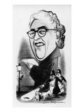 Agatha Christie Giclee Print