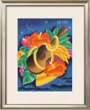 The Essence of Aloha Framed Giclee Print by Frank MacIntosh