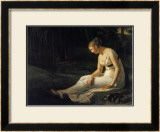 Melancholy, 1801 Print by Constance Marie Charpentier