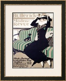 Buttericks Moden Revue Framed Giclee Print by Paul Scheurich