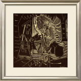 Luncheon on the Grass Limited Edition Framed Print by Pablo Picasso