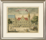 Scenes of the Hague II Prints by G. Van Der Giessen