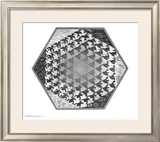Verbum Prints by M. C. Escher