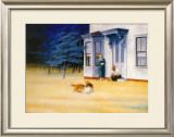 Cape Cod Evening Art by Edward Hopper