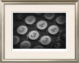 Numbers I Limited Edition Framed Print by  Lepain