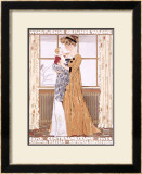 Centralheizung Framed Giclee Print by Ludwig Hohlwein