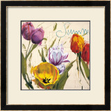 Summer Tulips Prints by Antonio Massa