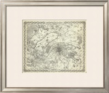 The Environs of Paris, c.1856 Framed Giclee Print by G. W. Colton