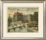 Scenes of the Hague IV Prints by G. Van Der Giessen